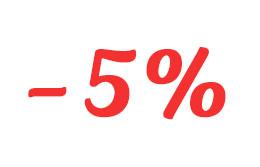 5%-я скидка по основной путевке льготной категории граждан